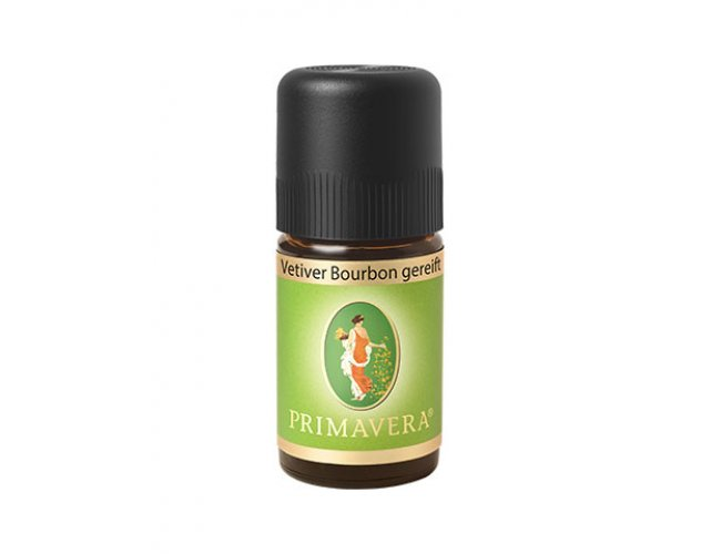 PRIMAVERA Vetiver Bourbon gereift 5 ml