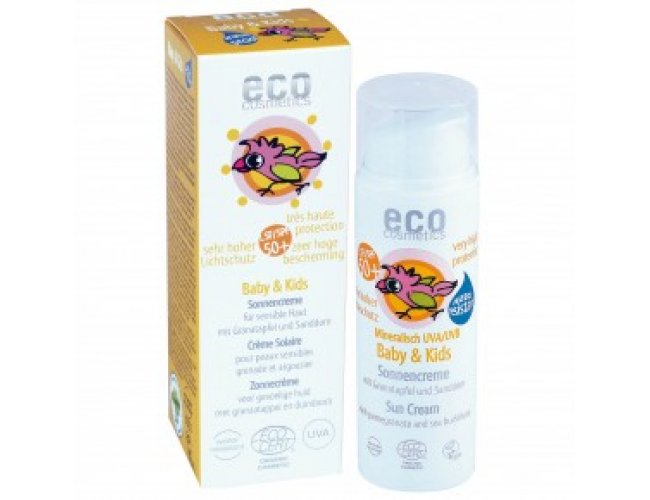 ECO BABY Sonnencreme LSF 50+, 50ml Spender